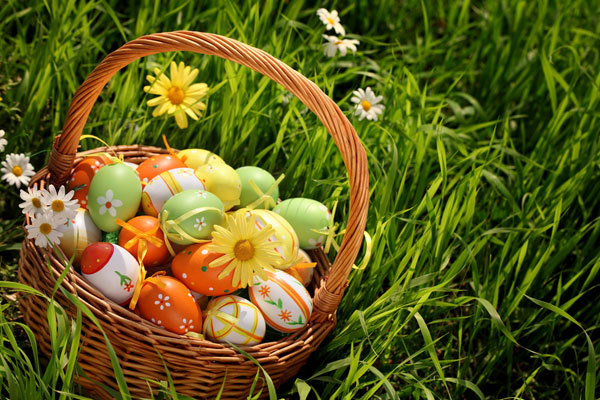 Ad venture into easter best easter events in county durham 2 easterbasket negle Choice Image