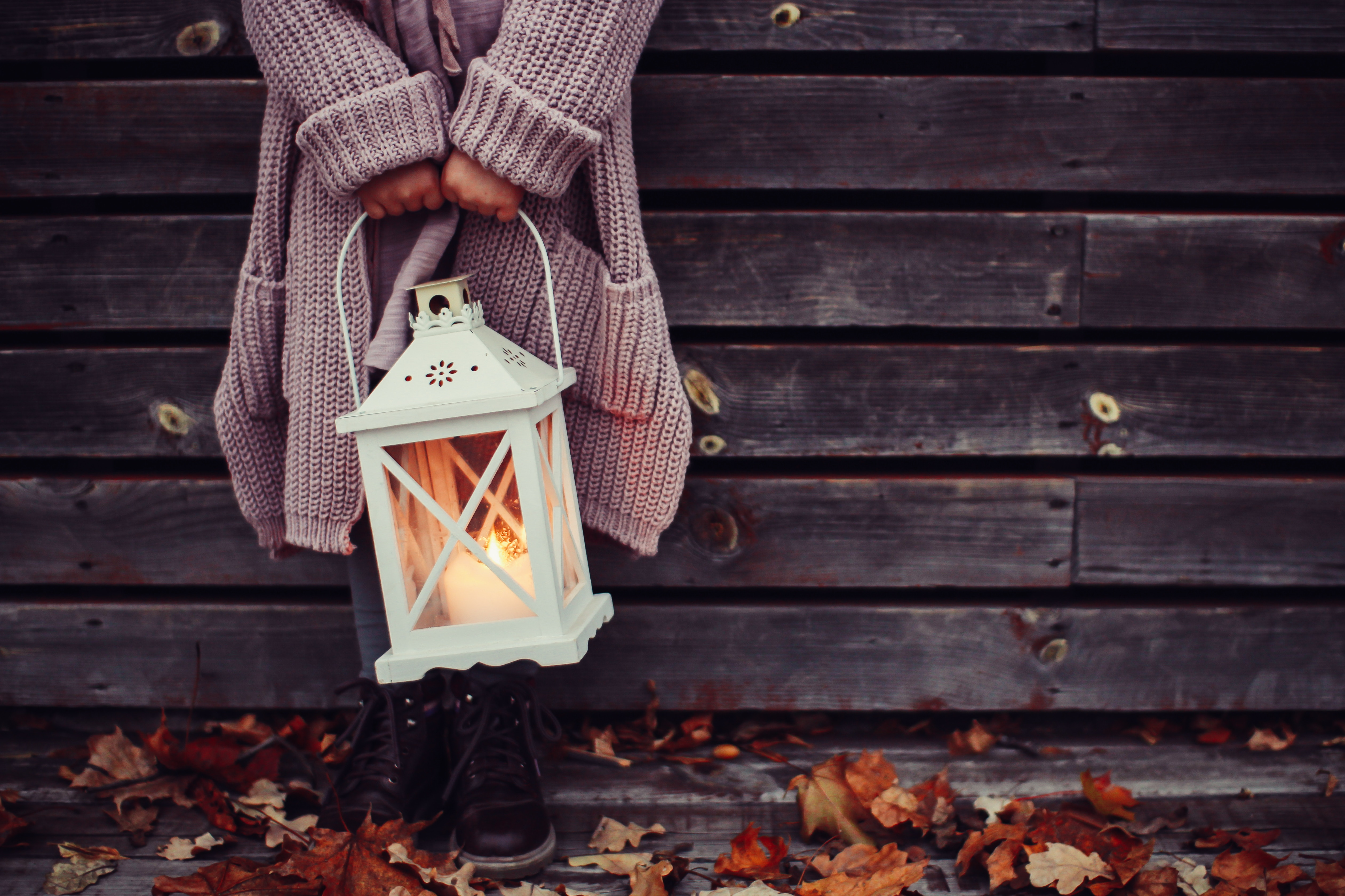 Autumn 3 Lamp Cosy Up Your Home